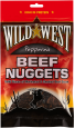 West Wild Beef Jerky Peppered